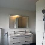 Bad/Dusche/WC 3½-Zimmer-Wohnung (Erdgeschoss)